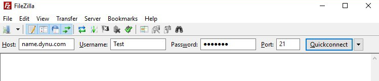 how to connect filezilla to godaddy hosting