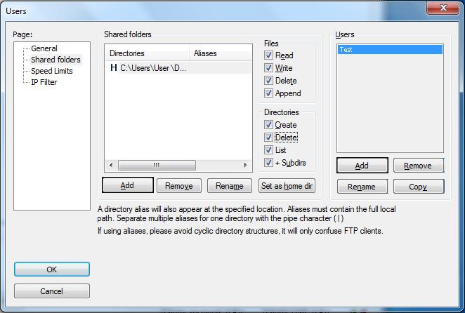 Hosting an FTP server on a dynamic IP | Free Dynamic DNS