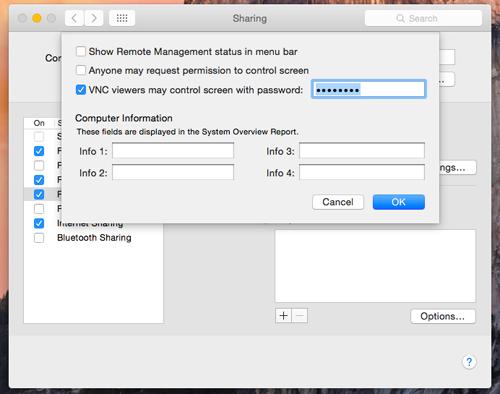Setting up Remote Access (Mac) | Free Dynamic DNS Service (Mac)