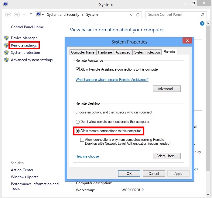 Setting up Remote Desktop | Free Dynamic DNS Service (Windows)