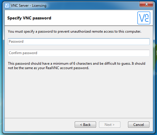 Windows Remote Access With VNC