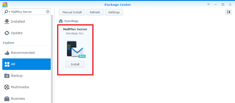 Mail Plus alternate email server port